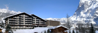 Winter holidays in the swiss mountains - Sunstar Hotel Grindelwald