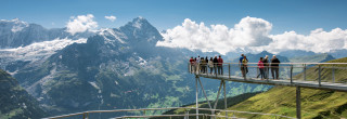 destination sommer wandern first cliffwalk grindelwald sunstar hotel schweiz gf